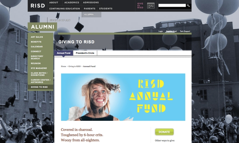 RISD Annual Fund