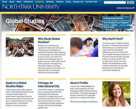 North Park University Global Studies
